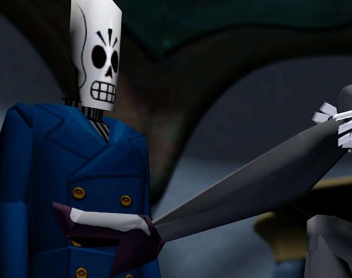 Gameplay: a viagem da alma termina em Grim Fandango