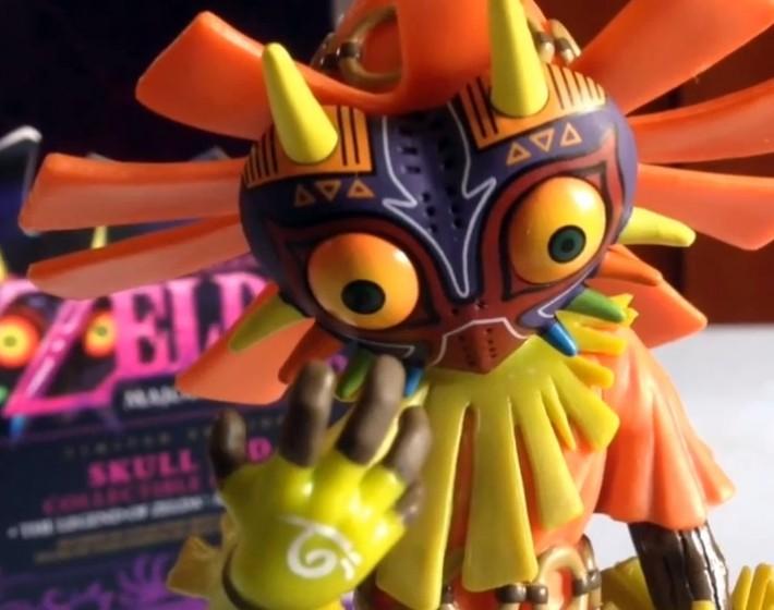Conheça a edição especial de The Legend of Zelda: Majora's Mask 3D