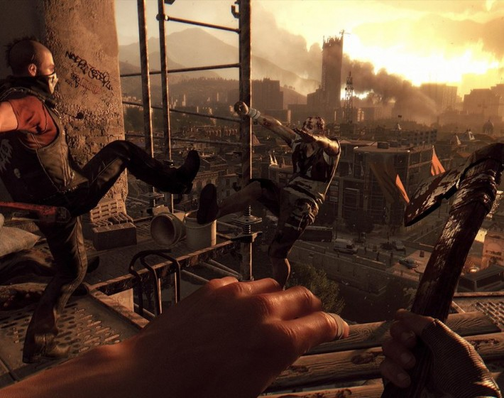 Gameplay: vamos voltar ao mundo de Dying Light