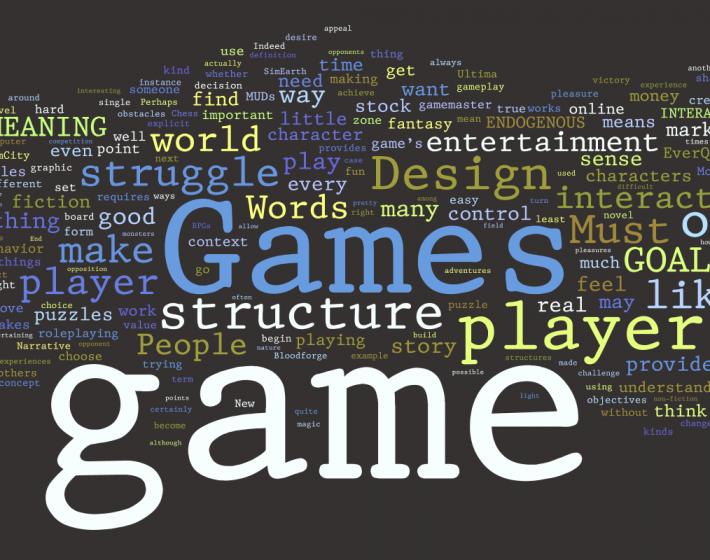 O que é um jogo?