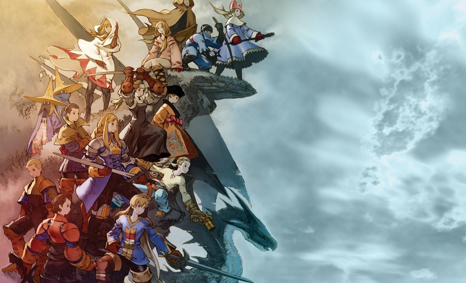Você se lembra de Final Fantasy Tactics?