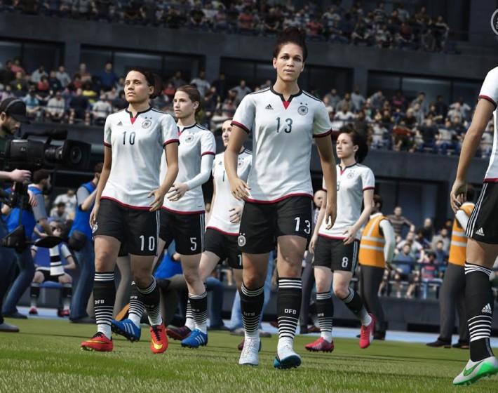 O assunto da semana #07 – Times femininos em FIFA 16