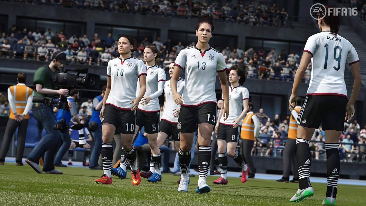 O assunto da semana #07 - Times femininos em FIFA 16
