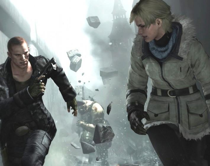 Maratona Resident Evil 6 continua com Jake e Sherry