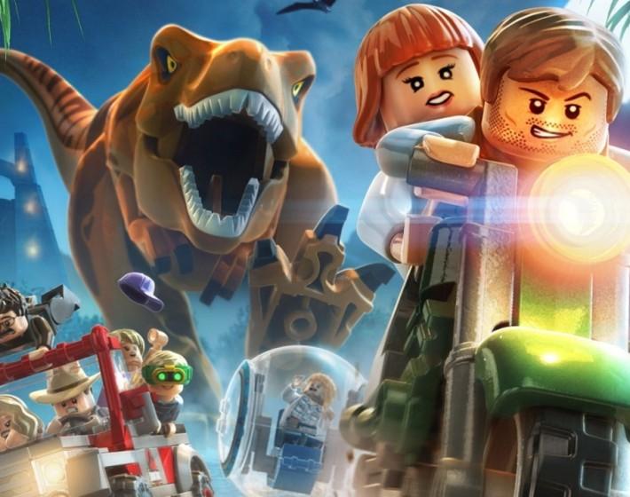 Gameplay: diversão e desextinção em LEGO Jurassic World