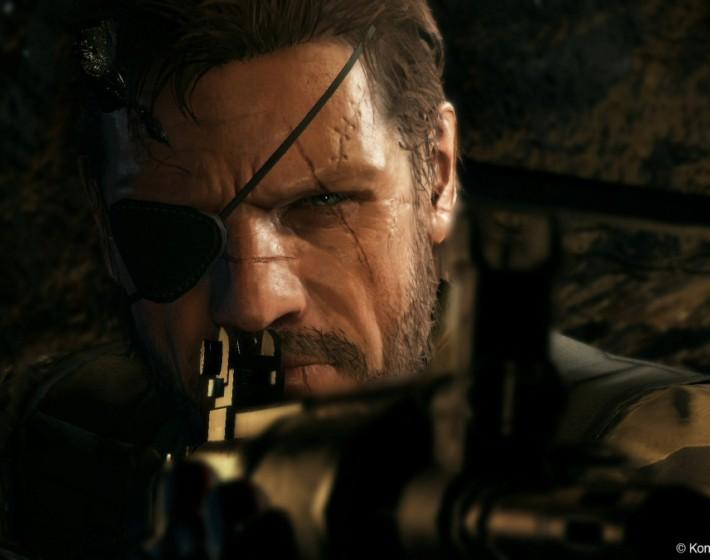 Gameplay: chegou a hora de Metal Gear Solid 5!