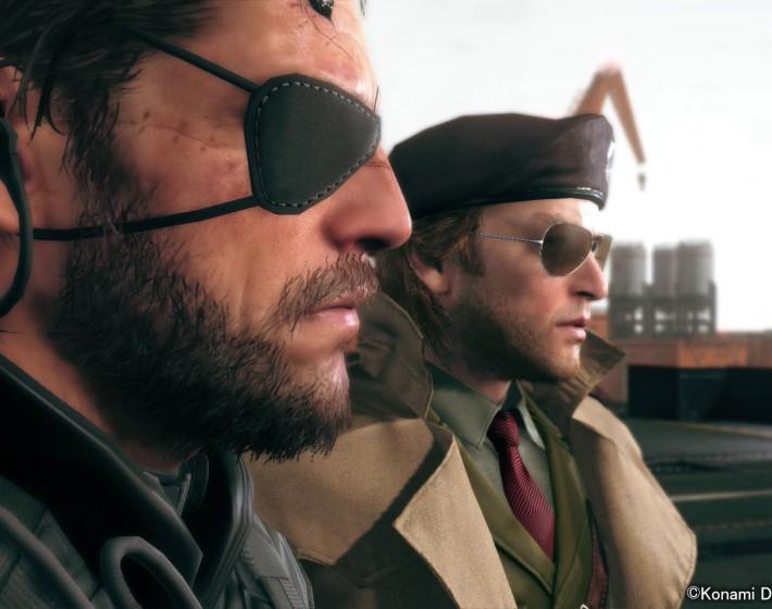 Assista a mais um gameplay de Metal Gear Solid 5