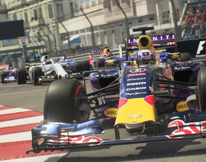 Gameplay: haja coração em F1 2015 [+ Sorteio]