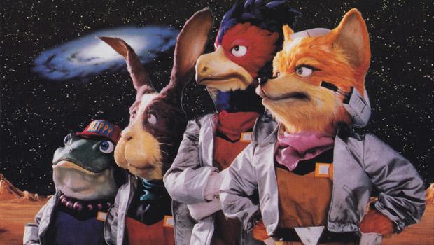 Jogo de ideias: Star Fox