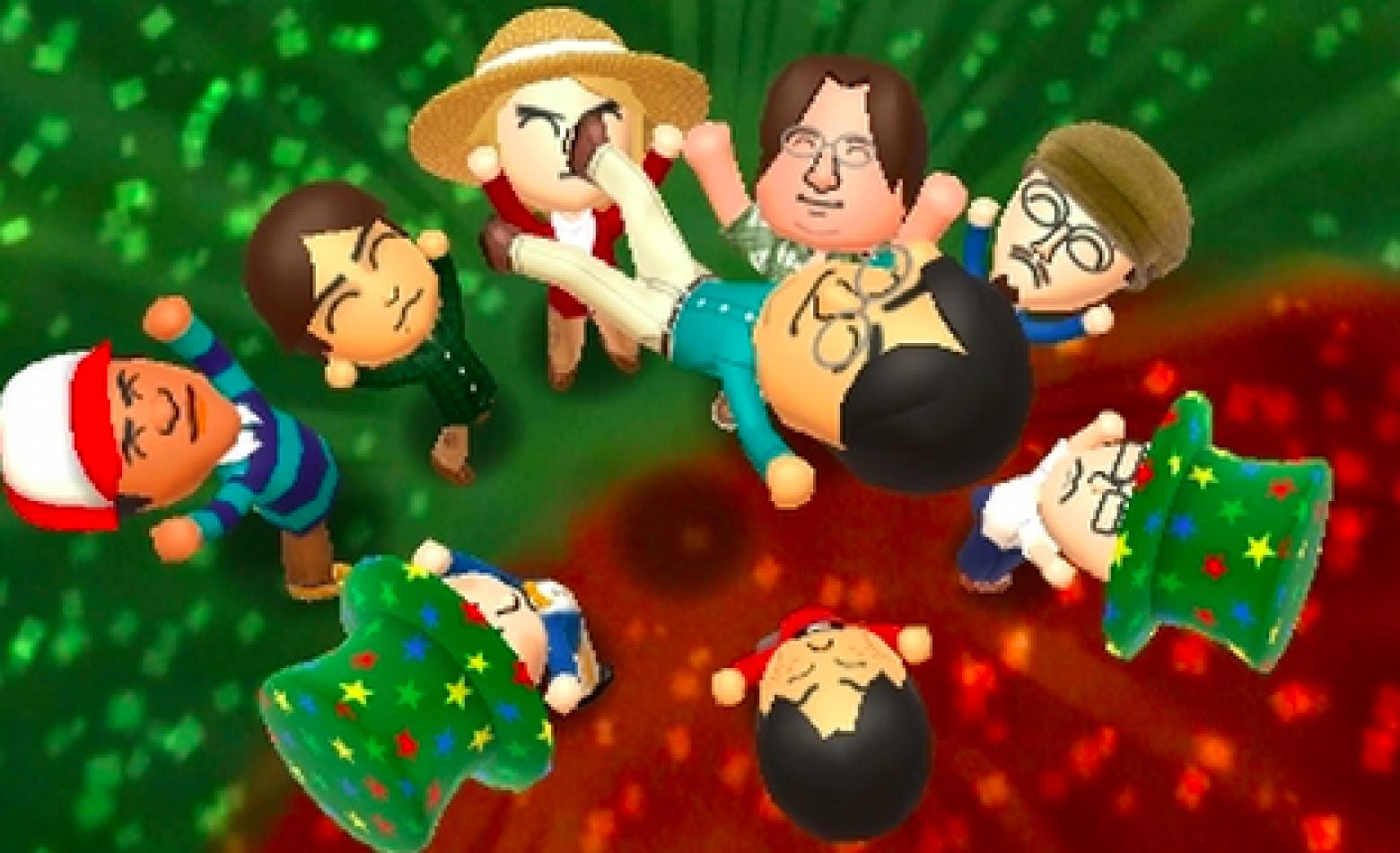 Miiverse dá adeus a Satoru Iwata