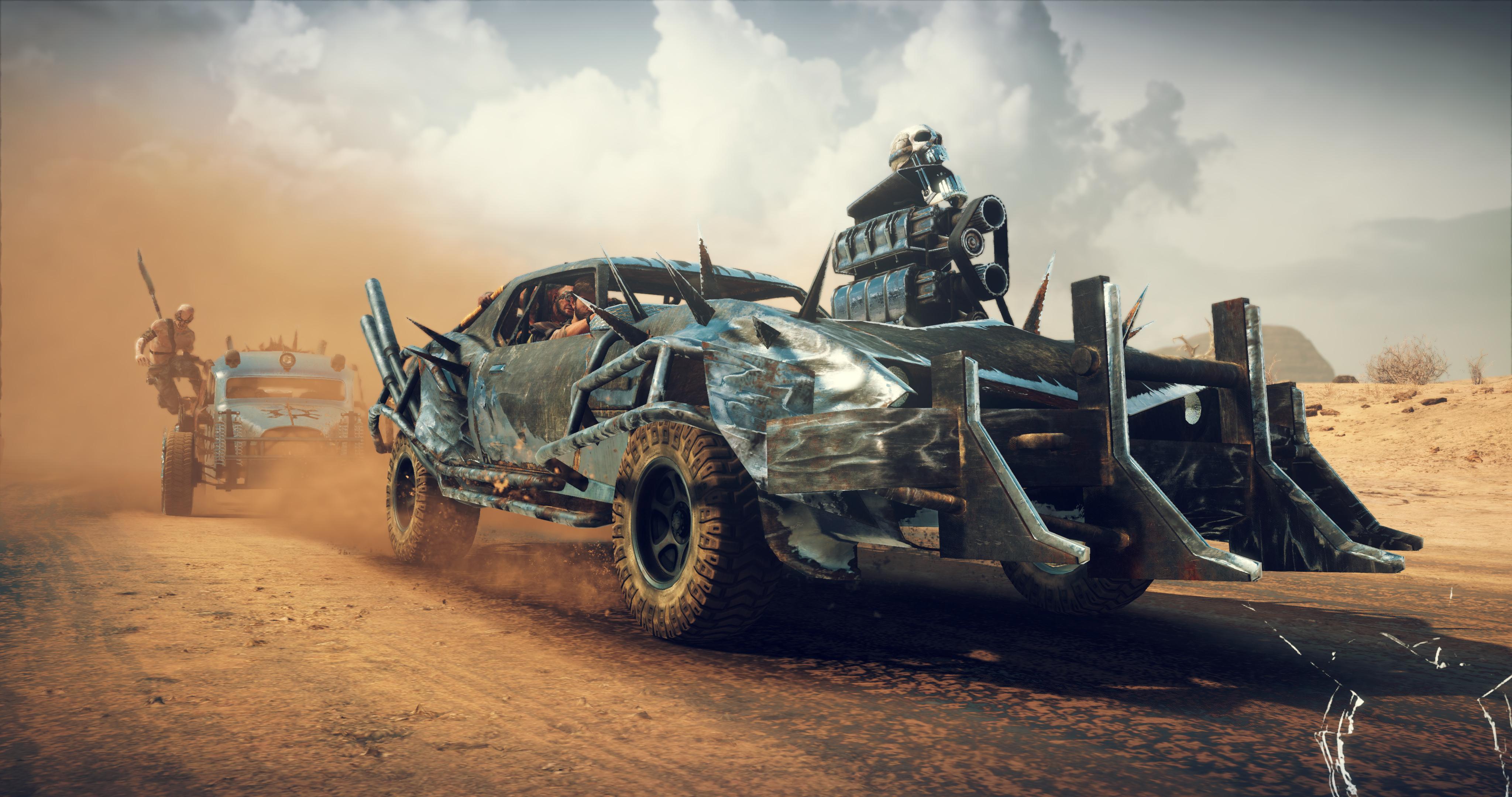 Direto para o Valhalla: Mad Max é cromado e brilhante — e do jeito que a gente quer