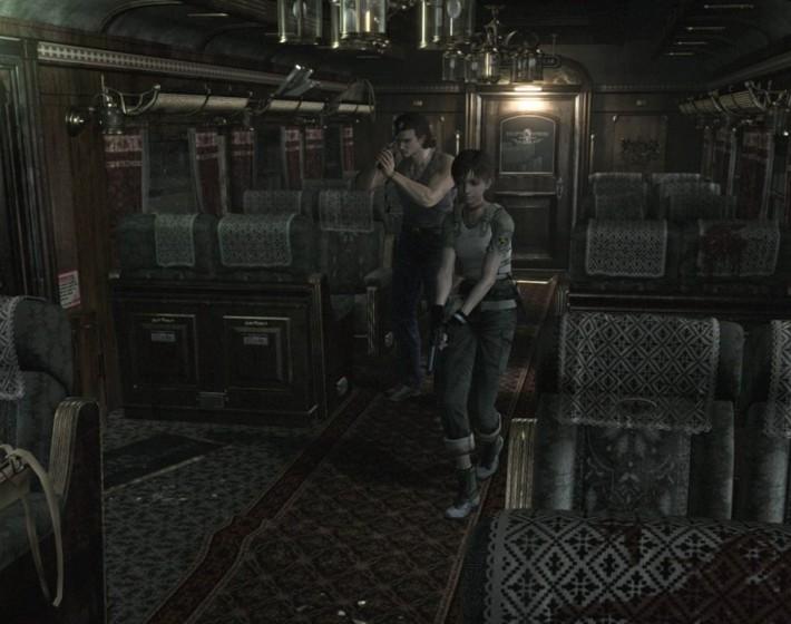 Resident Evil Zero está mais bonito do que nunca