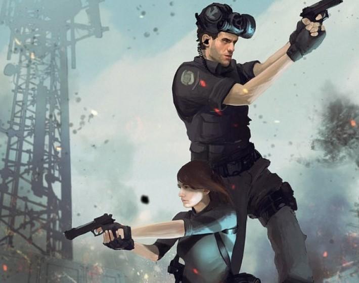 Artista exibe conceitos de um possível Resident Evil 7