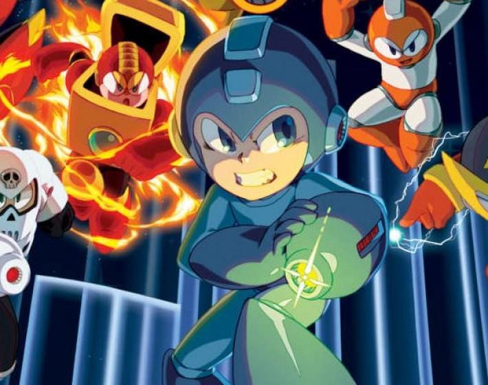Gameplay: memórias do passado em Mega Man Legacy Collection