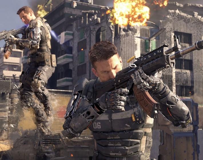 Gameplay –  o paintball tecnológico de Call of Duty: Black Ops 3