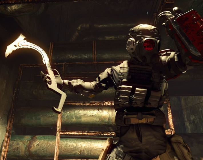 Gameplay: Umbrella Corps, tiros e baixas expectativas