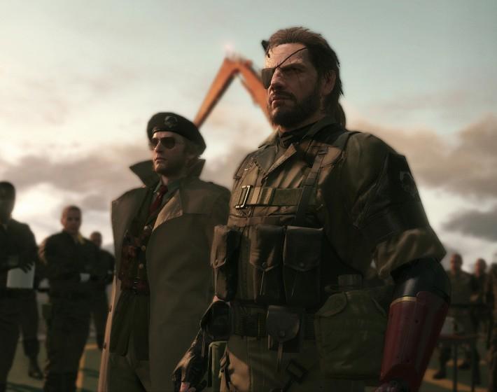 Gameplay: uma última olhada em Metal Gear Solid 5