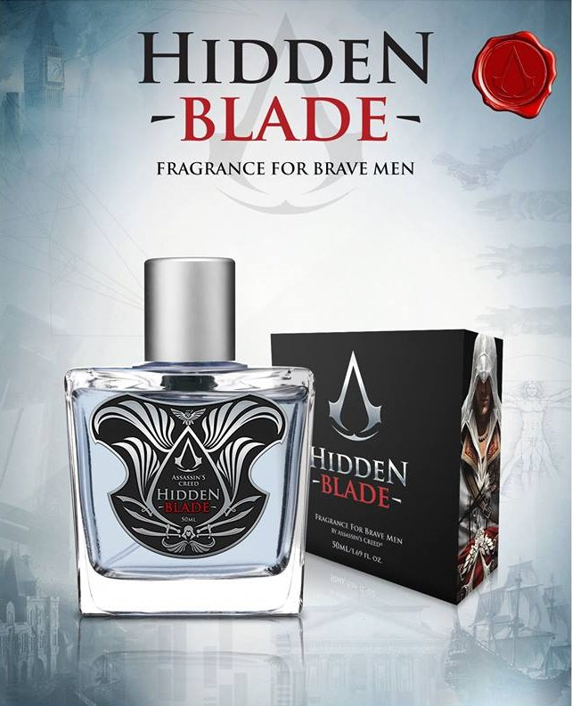 Perfume Assassins Creed