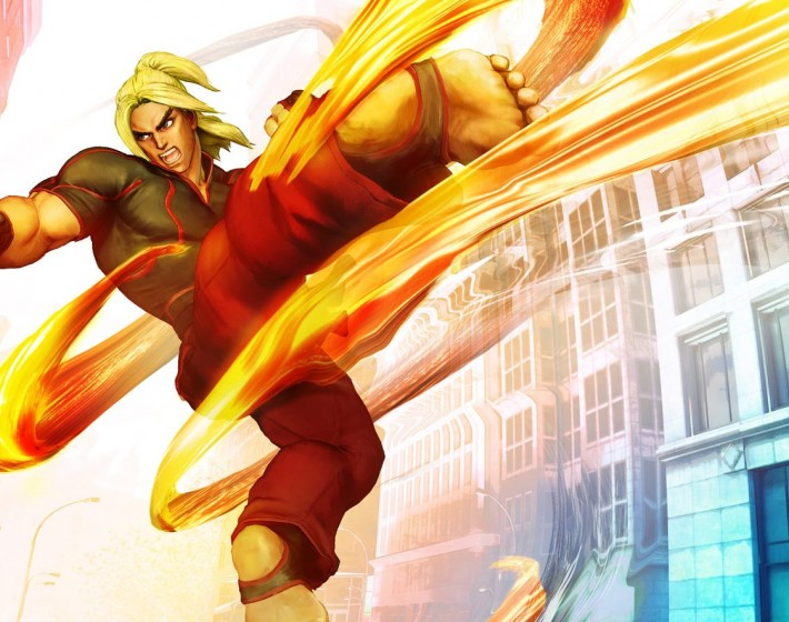 Gameplay: de volta a Street Fighter 5