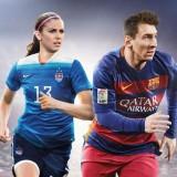 Para o produtor Sam Rivera, os times femininos de FIFA 16 foram a melhor coisa já criada