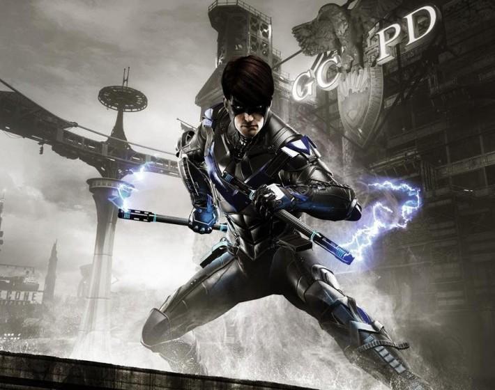Gameplay: Asa Noturna assume o manto em Batman: Arkham Knight