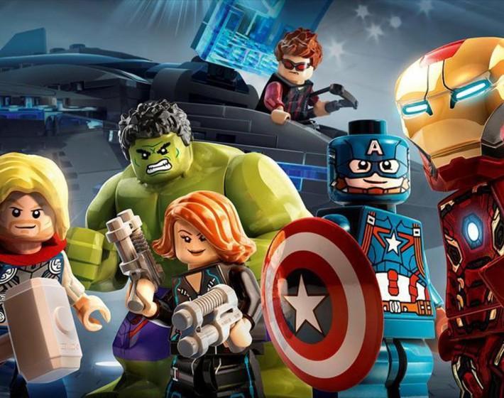 Uma conversa bonita e sincera com Sam Delaney sobre LEGO Marvel's Avengers