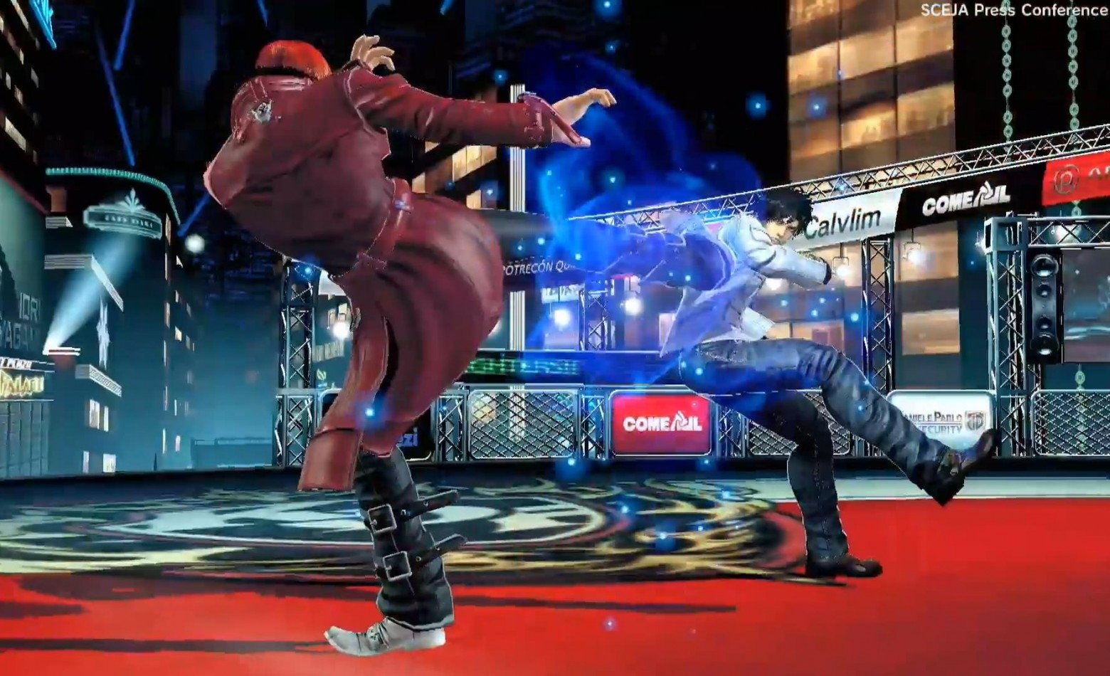 Gameplay: uma primeira impressão sobre The King of Fighters XIV