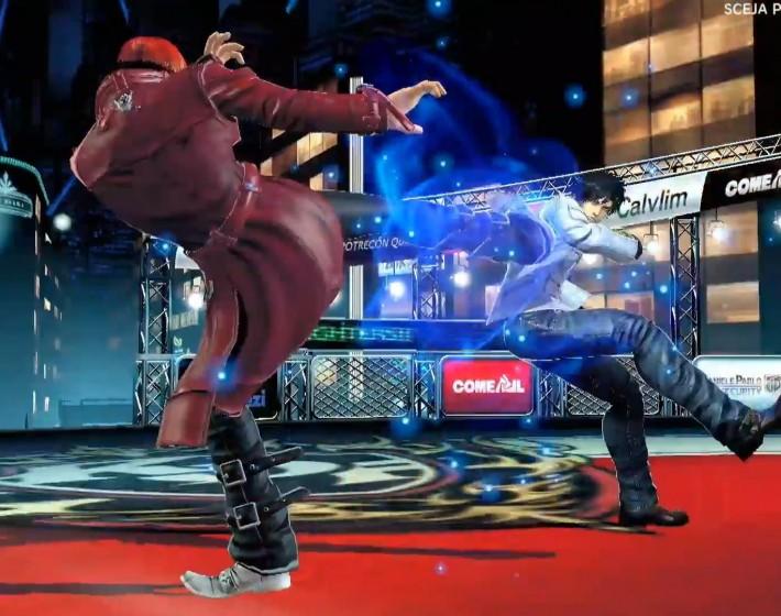 Gameplay: uma primeira impressão sobre The King of Fighters XIV