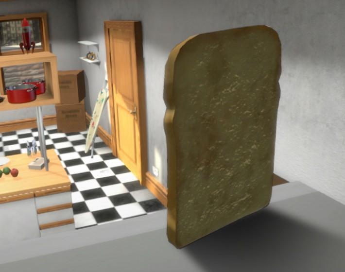 A jornada do pãozinho