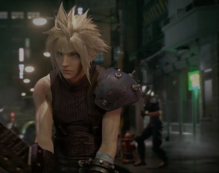 O sistema de combate e as novidades de Final Fantasy VII Remake