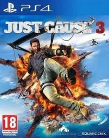 Capa de Just Cause 3