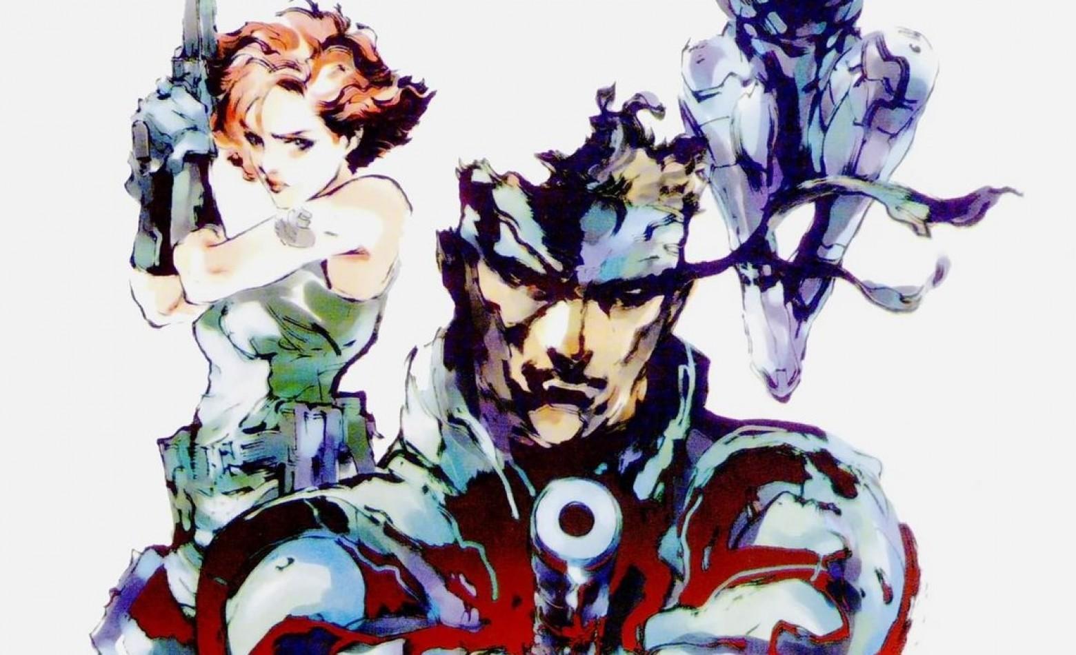 Antes tarde do que nunca: Metal Gear Solid