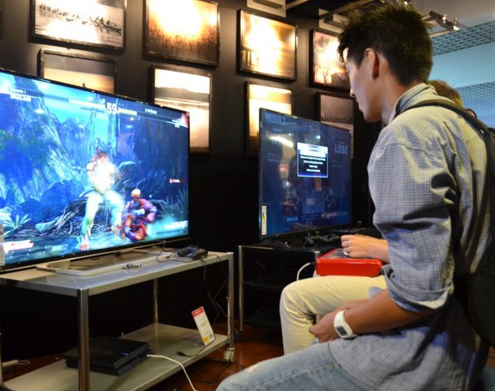Street Fighter V: evento de lançamento tem campeonato entre fãs e campeão nacional