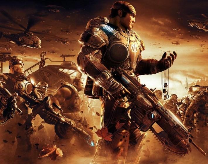 Gears of War 2 lidera lista de games gratuitos em fevereiro no Xbox