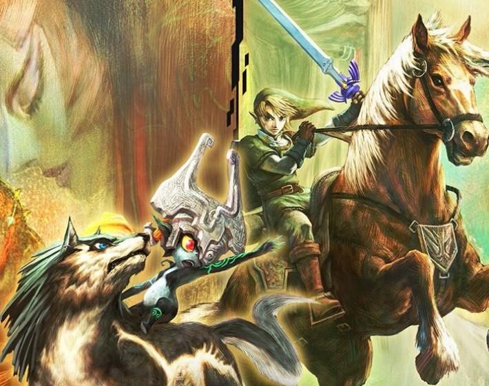 Conheça a edição especial de The Legend of Zelda: Twilight Princess HD