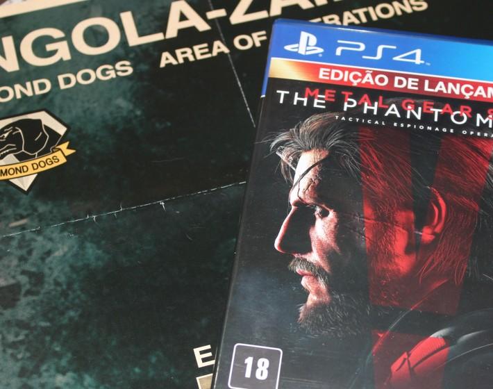 Como conseguir o mapa que deveria acompanhar Metal Gear Solid 5 no Brasil [ATUALIZADO]