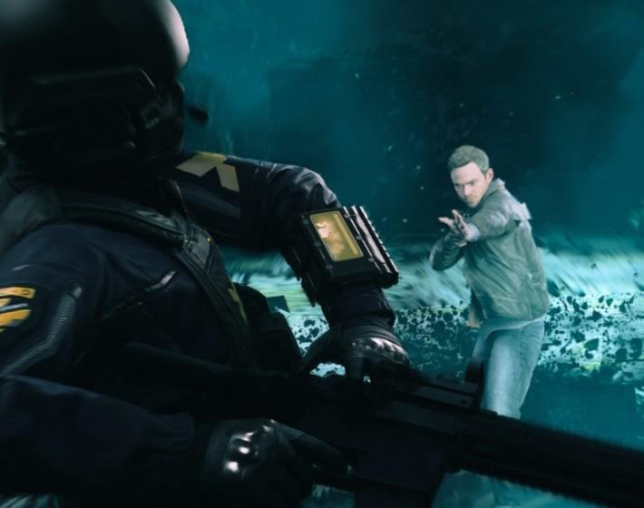Gameplay – o tempo está perto do fim em Quantum Break