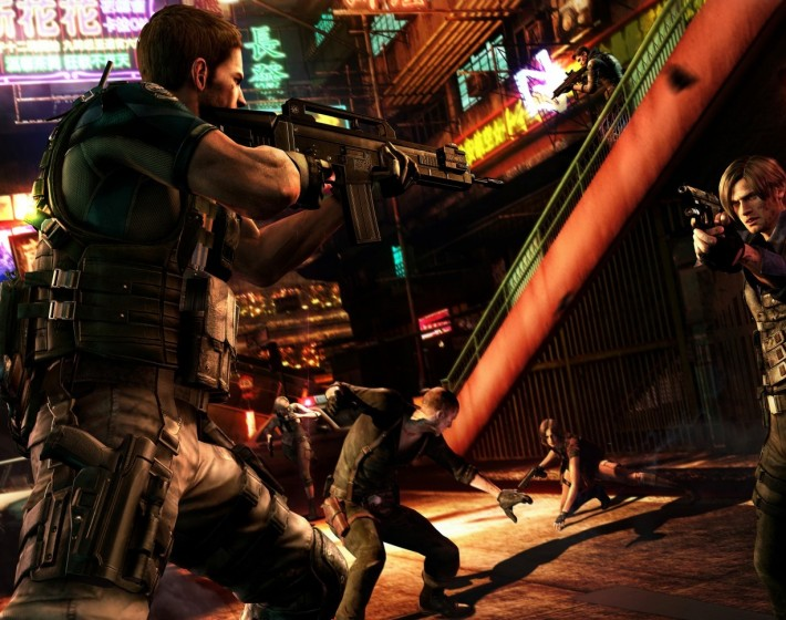 Se fosse um vinho, Resident Evil 6 já seria vinagre