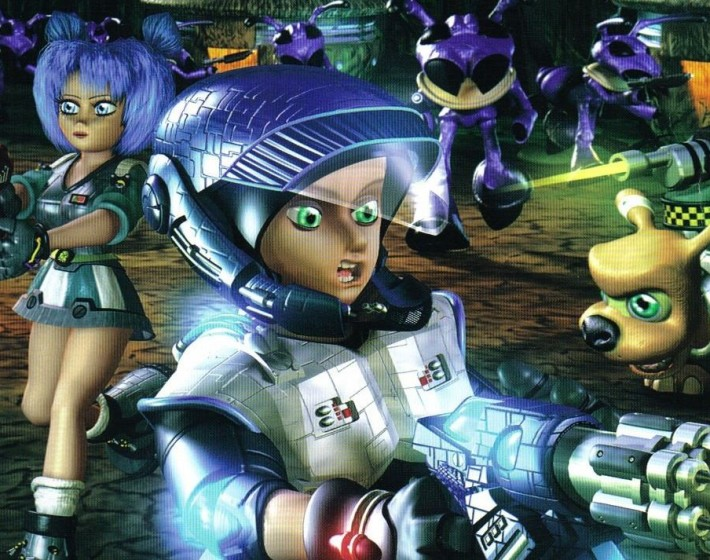 Aperte o PLAY!, Story Mode #03 – Jet Force Gemini