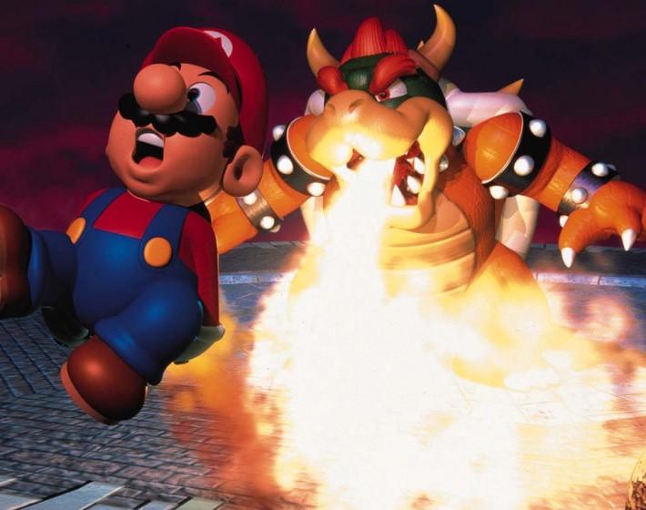 Super Mario 64 – 20 anos ensinando como se faz