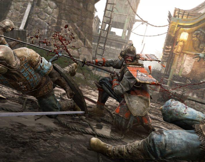 Gameplay: os brutos duelos de For Honor