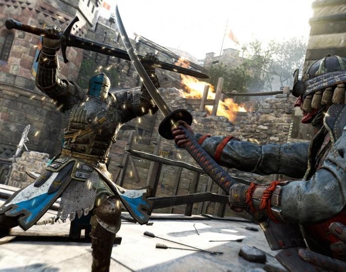 E3 2016: For Honor traz elegância a um sistema de combate brutal