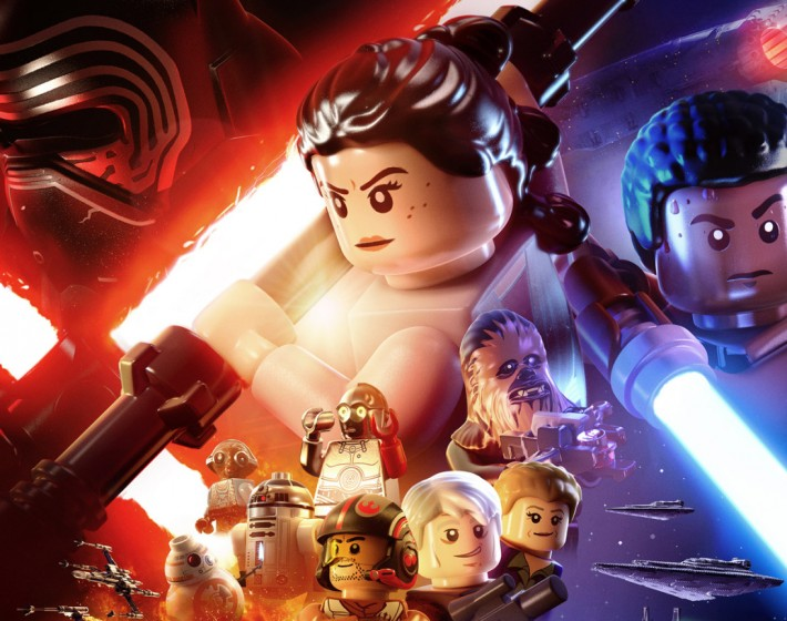 Gameplay – uma olhada em LEGO Star Wars: The Force Awakens