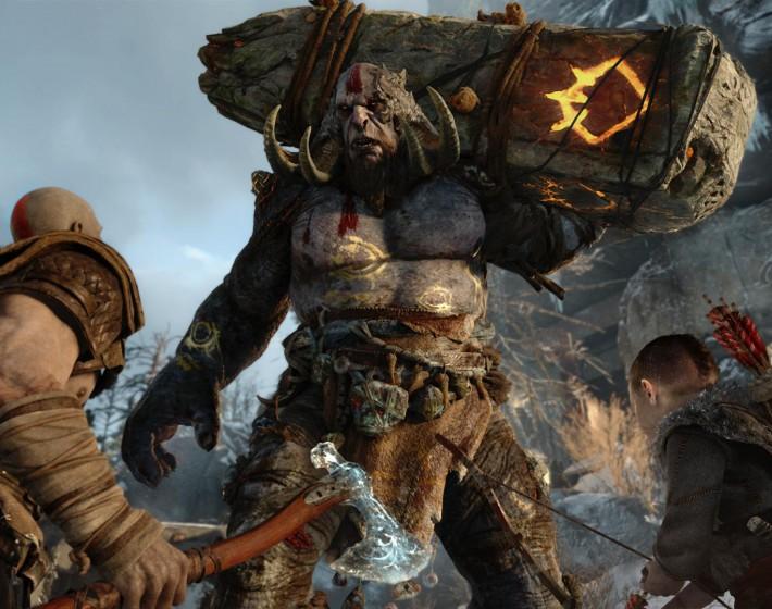 O novo God of War é um dos jogos mais impressionantes da E3 2016