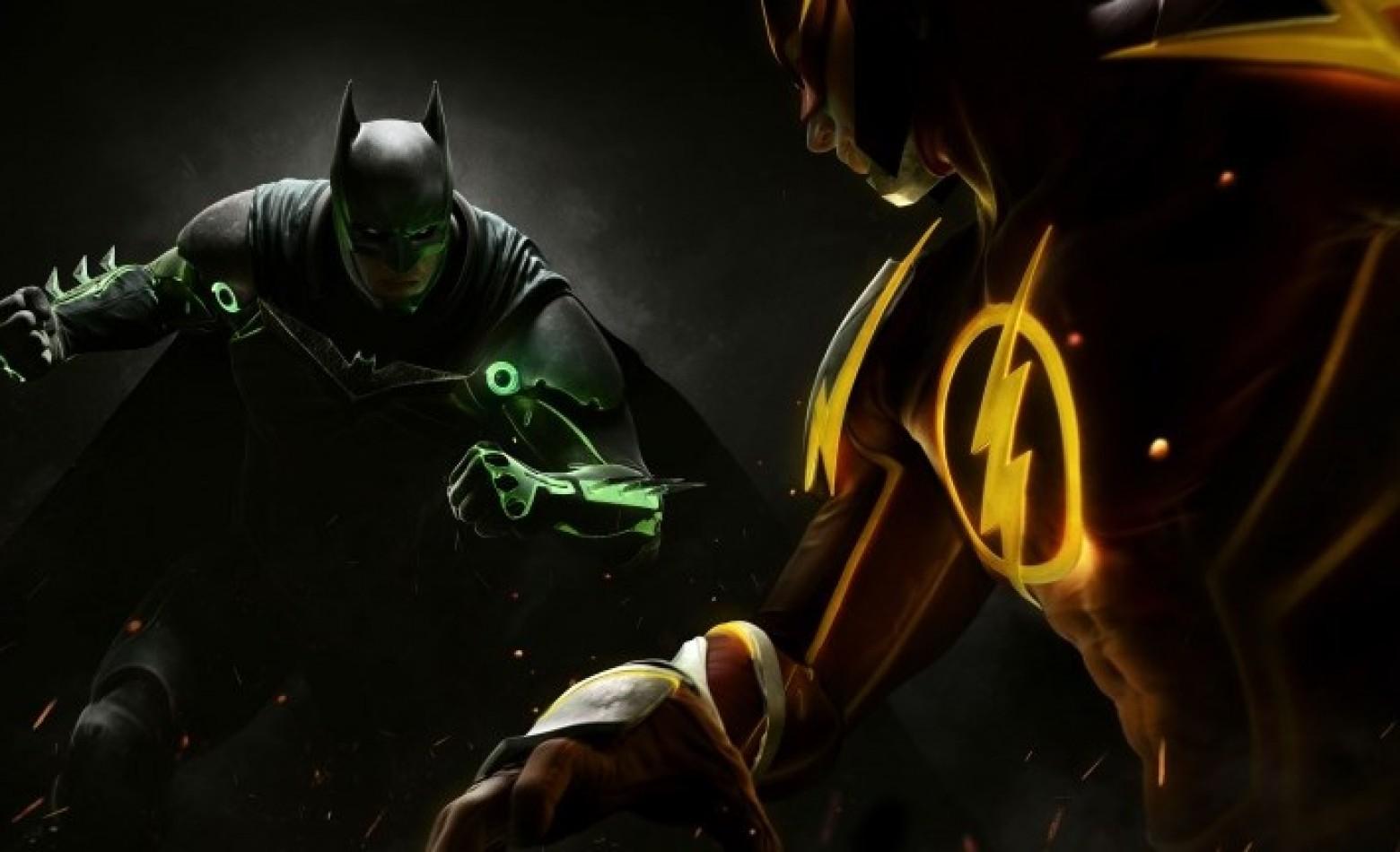 E3 2016: Injustice 2 reinventa os jogos de luta com elementos de RPG