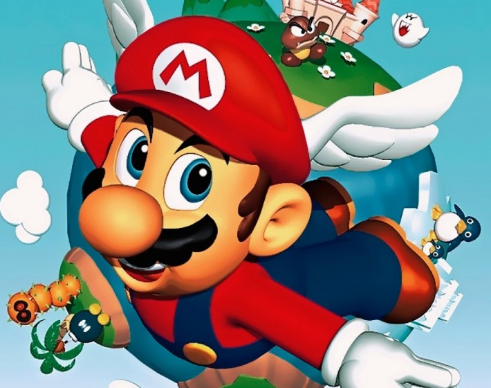 Aperte o PLAY!, Game Studio #06 – Super Mario 64