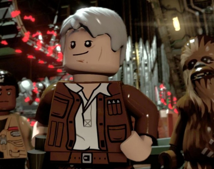 Gameplay – de volta a uma galáxia distante com LEGO Star Wars: The Force Awakens