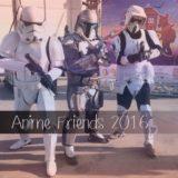 Anime Friends 2016 – Cosplays, WCS e Dragon Ball Xenoverse 2