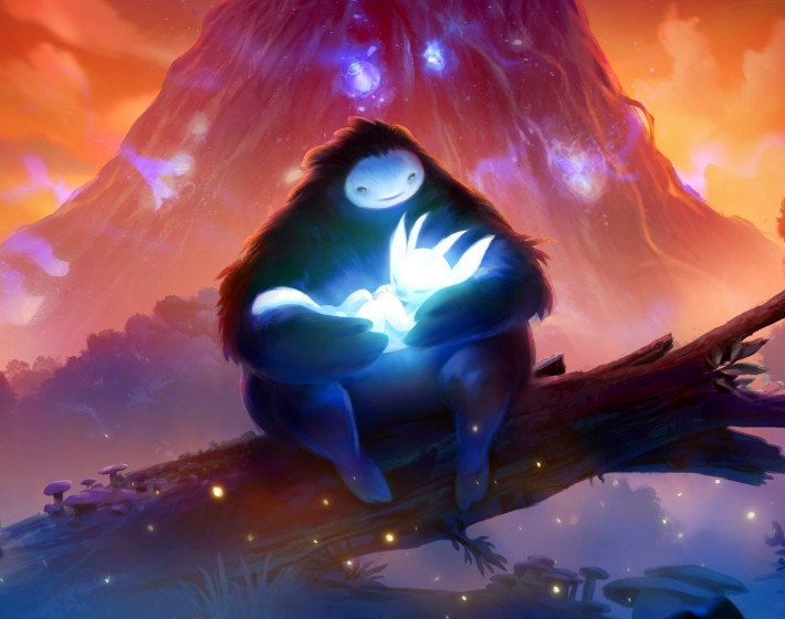 Gameplay – as cores e a arte de Ori and the Blind Forest: Definitive Edition
