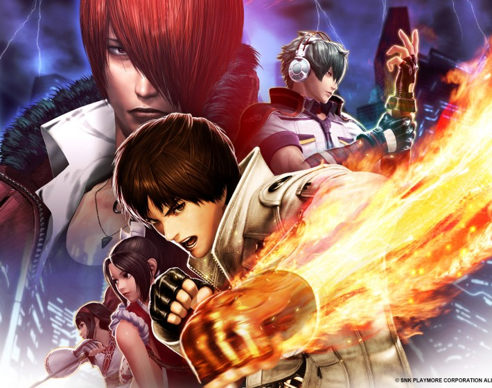 E3 2016: o novo e o clássico em The King of Fighters XIV